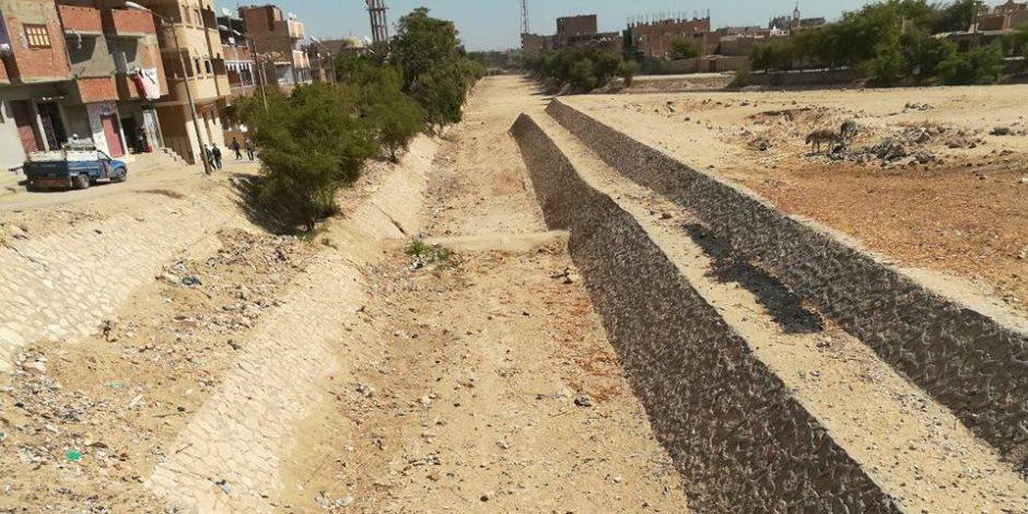 """الاستفادة من مخرات السيول.. متى تجيد وزارة الري """"ضرب عصفورين بحجر""""؟"""