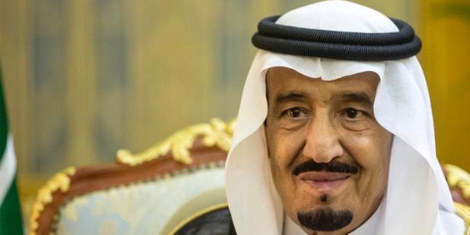 خادم الحرمين الشريفين يؤكد دعم السعودية لوحدة واستقرار العراق
