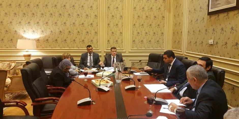 بيان لجنتي العلاقات الخارجية وحقوق الإنسان بالبرلمان بشأن حادث الواحات الإرهابي