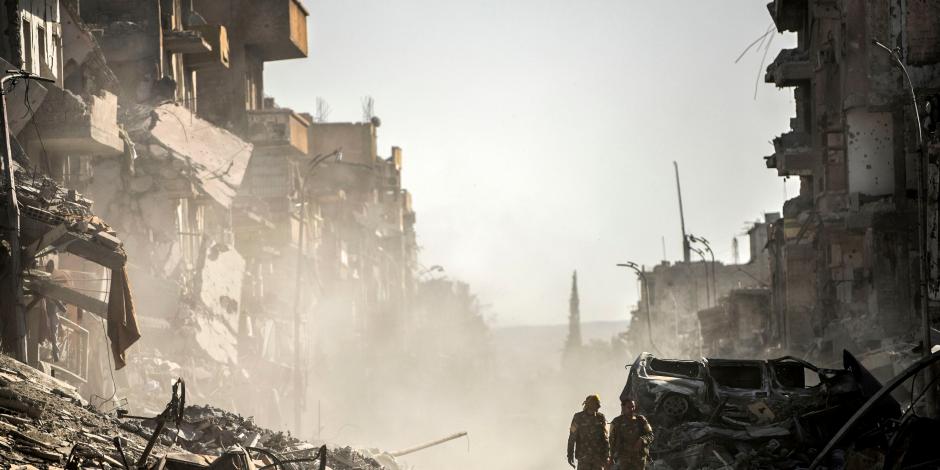 المرصد السوري: أكثر من ثلث الغوطة الشرقية أصبح تحت سيطرة الحكومة