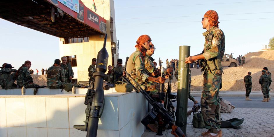 العراق يتطهر من دنس داعش.. قوات التحالف تقتل 25 إرهابيا بمحيط كركوك