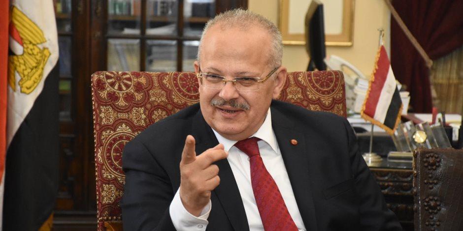 رئيس جامعة القاهرة عضوا بمركز حوار الأديان بالأزهر الشريف