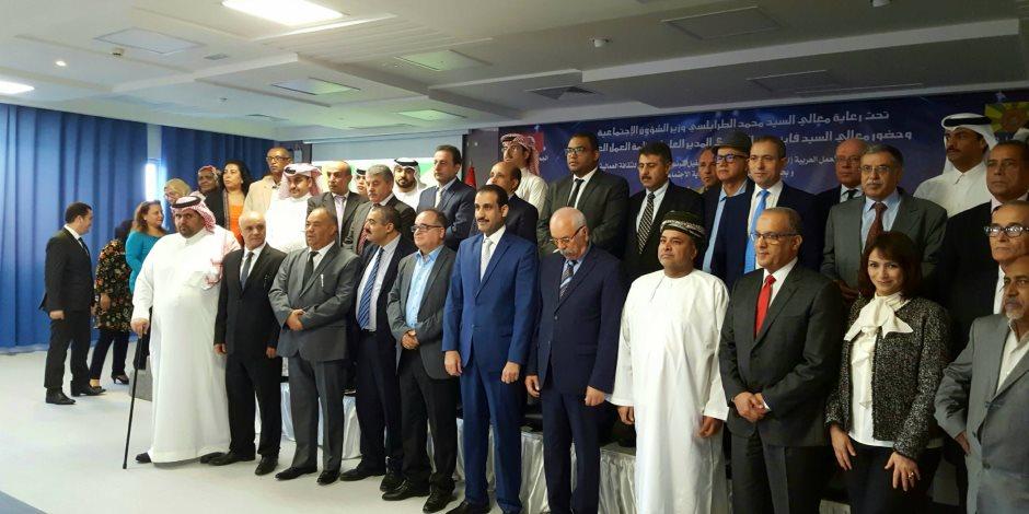 مدير منظمة العمل العربية: استقرار علاقات العمل يخلق مناخًا ملائمًا للاستثمار