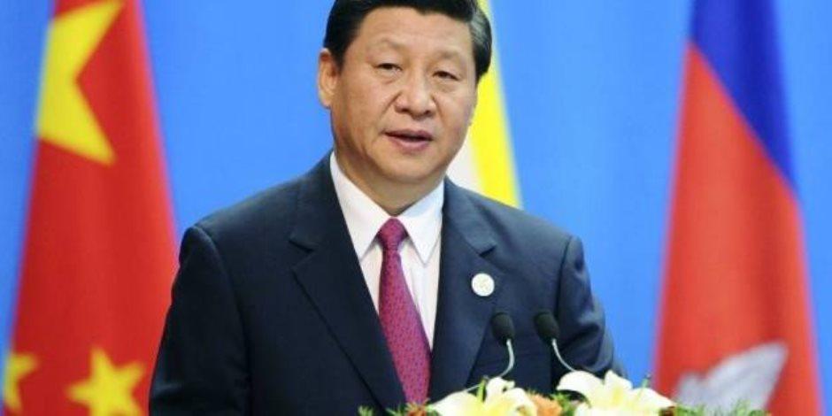 """الرئيس الصيني لـ""""أردوغان"""": يجب الحفاظ على وحدة الأراضي السورية"""