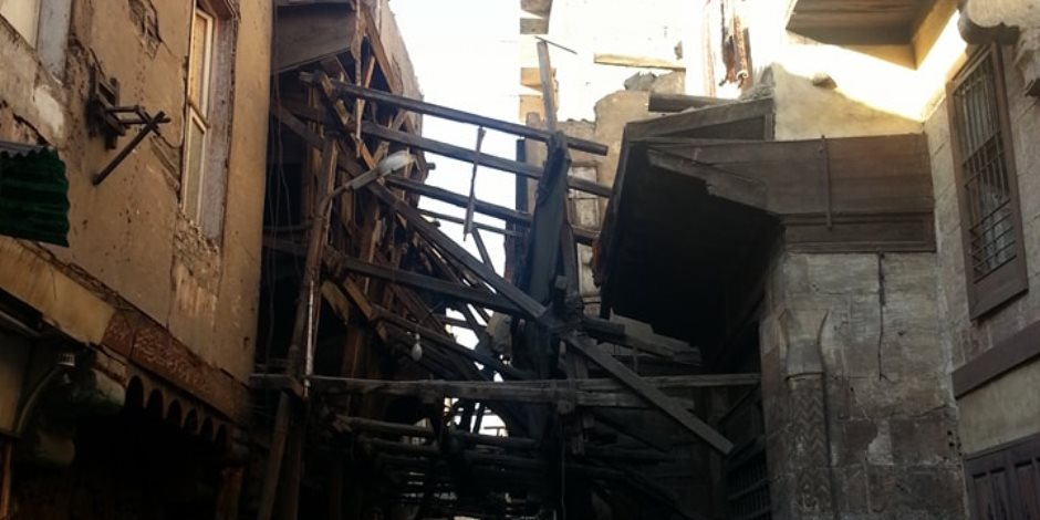 تاريخ مصر الإسلامى فى خطر.. أنقذوا الخيامية (صور)