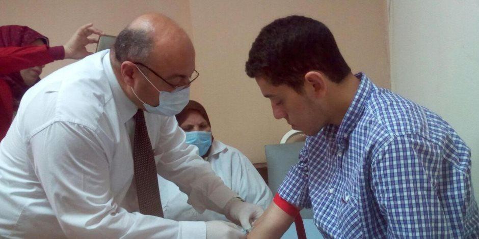 الصحة: إصابة 40 ألف مواطن بـ«فيروس سي» على مستوى المحافظات