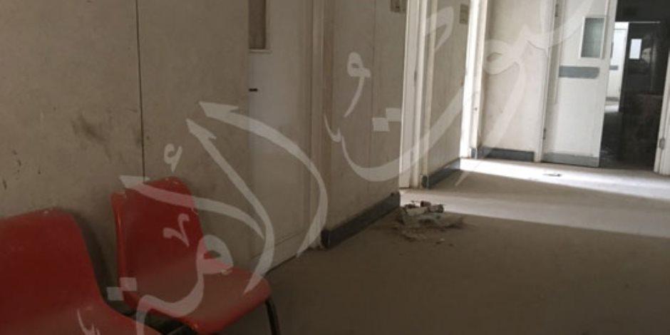 """مستشفيات مصر .."""" أسيوط"""" إصابة التطوير بشلل كلي ( ملف خاص)"""