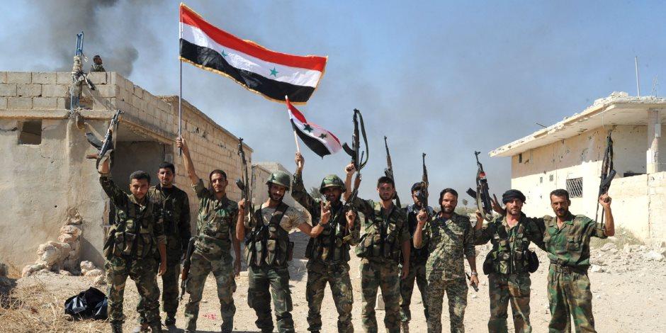 معارك عنيفة بدير الزور والجيش السوري يحاصر مدينة البوكمال