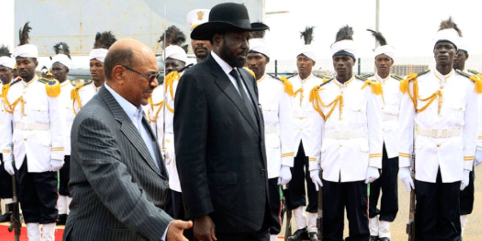 البشير وسيلفا كير يبحثان تخفيف توتر العلاقات بين الخرطوم وجنوب السودان