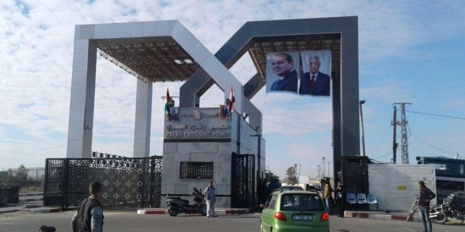 مصر تعيد فتح معبر رفح لتخفيف المعاناة عن العالقين بقطاع غزة