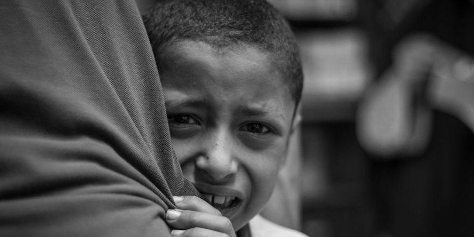 """فوبيا الحقنة .. حملة توثيق ردود أفعال متشابهة للأطفال خوفا من """"الأبرة"""""""
