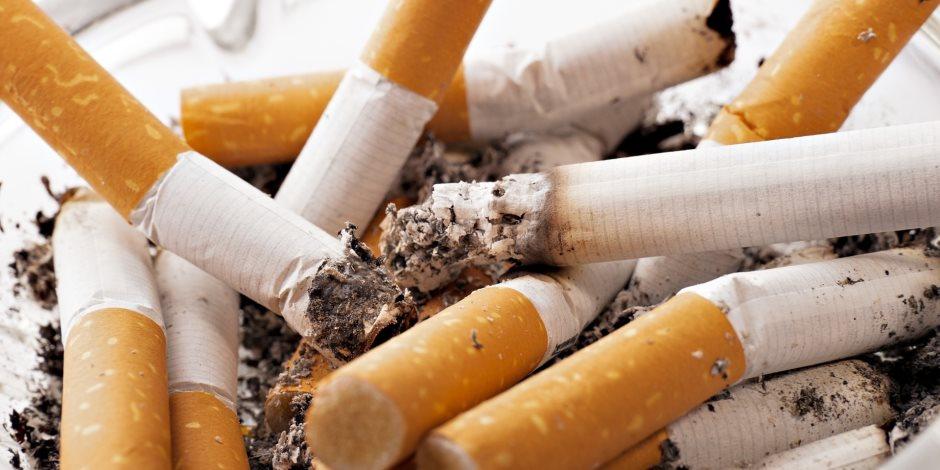 الصحة تعلن زيادة أسعار السجائر 75 قرشا مع بدء تطبيق نظام التأمين الصحي الجديد