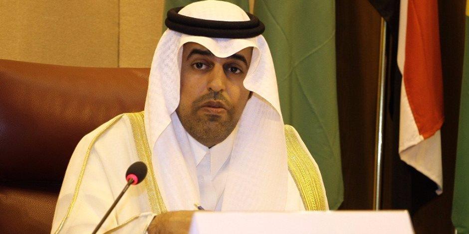 نص رسائل مشعل السلمي رئيس البرلمان العربي إلى ترامب بشأن السودان