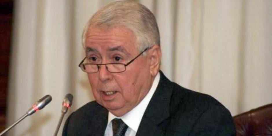 عبد القادر بن صالح رئيسا مؤقتا للجزائر: أسعى لتسليم السلطة للشعب