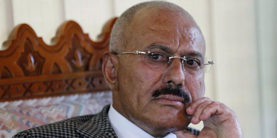 الراقص مع الحوثيين.. قصة شماتة شيخ على عبدالله صالح فى مقتله