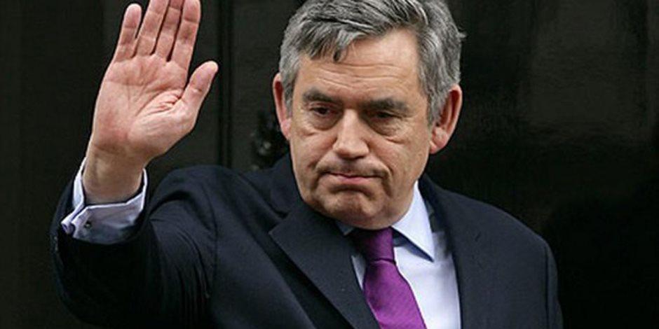 جوردون براون: البنتاجون ضلل بريطانيا لإقناعها بغزو العراق