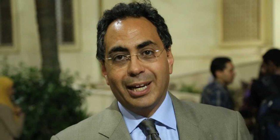 هاني سري الدين: لم أحضر احتفال السفارة الإسرائيلية.. والقدس عاصمة فلسطين