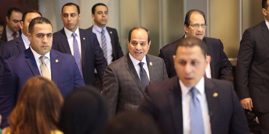 الداخلية تعلن الطوارئ لتأمين زيارة الرئيس للمنوفية.. والخطة تبدأ من الصحراوي