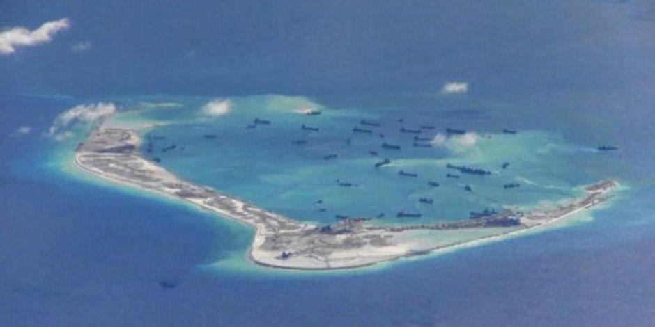 قاذفات صينية تهبط للمرة الأولى فى جزيرة فى البحر الجنوبى المتنازع عليه