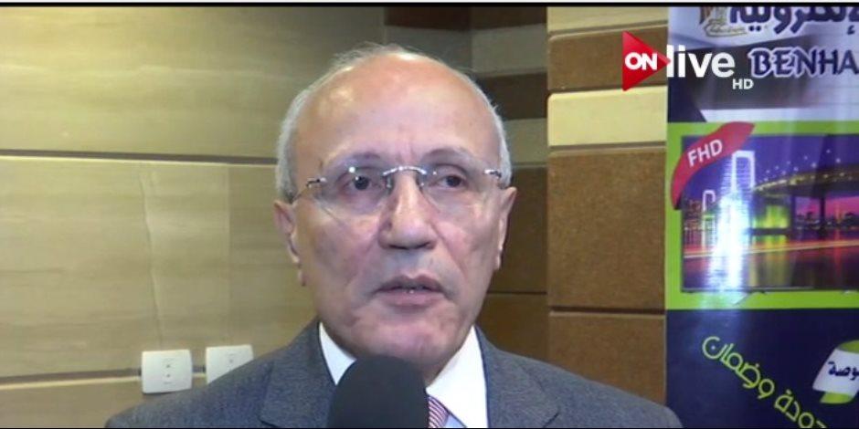 وزير الانتاج الحربي والشباب يفتتحان اليوم مصنع النجيل الصناعي
