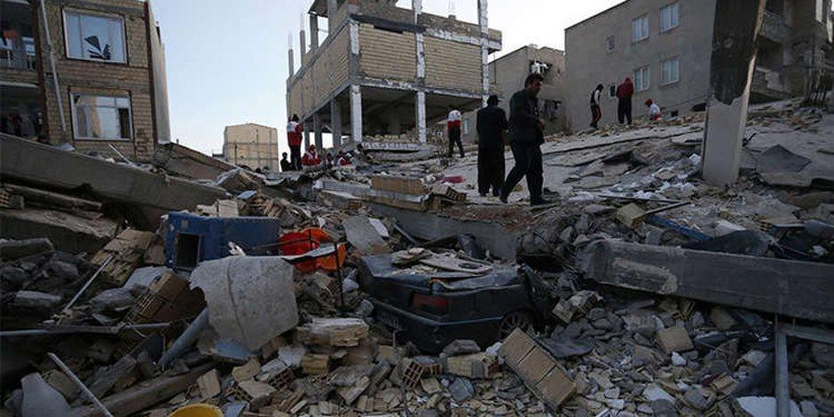 هزة أرضية تضرب جنوب إيران بقوة 4.7 ريختر