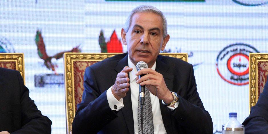 طارق قابيل: وفد من اتحاد مصنعى المنسوجات والأثاث البلجيكى يزور مصر