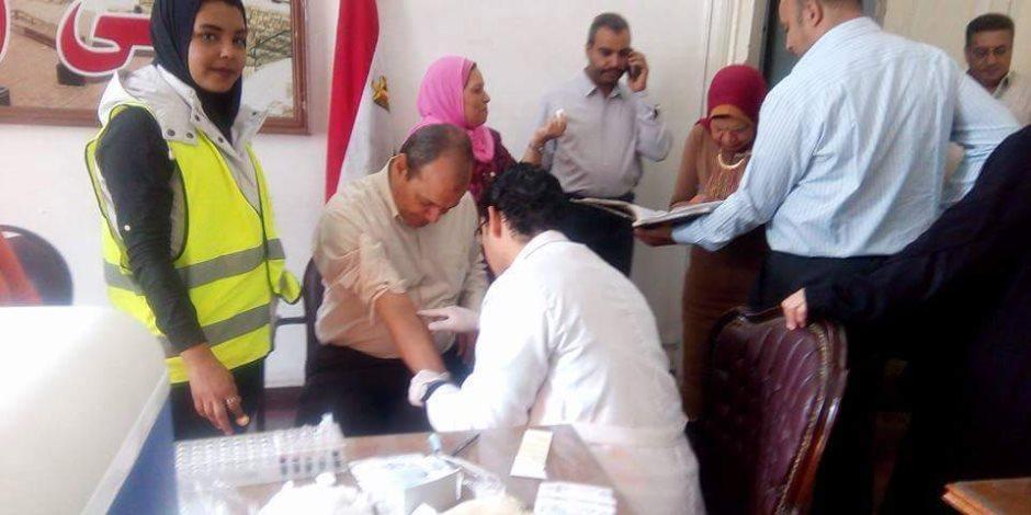 الرئاسة تعلن إطلاق أكبر مسح طبي عن فيروس سي أول أكتوبر