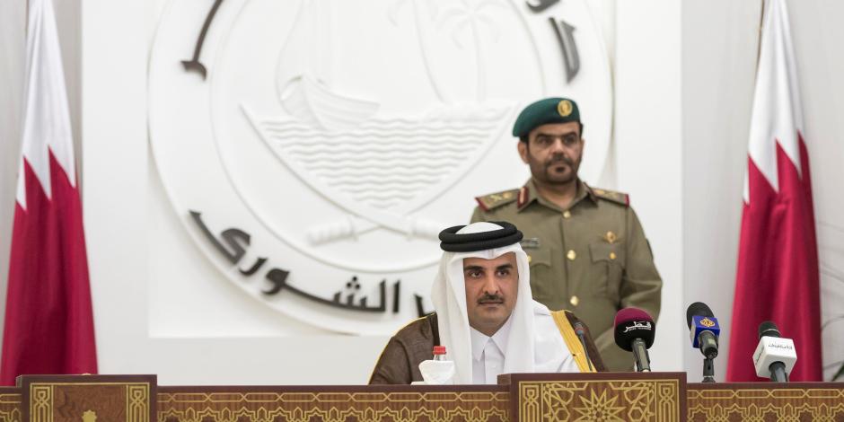 """المعارضة القطرية لـ""""تميم بن حمد"""": الأمر محسوم تنفيذ مطالب دول الرباعي العربي"""