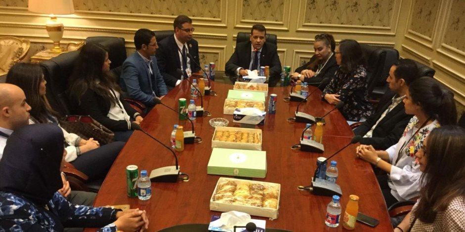 """تفاصيل بيان """"خارجية البرلمان"""" بشأن تصريحات الوزيرة الإسرائيلية"""