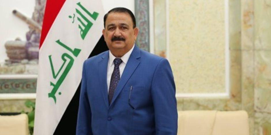 ماذا قال وزير الدفاع العراقي بعد القضاء على داعش؟