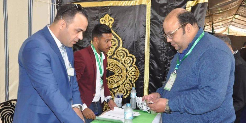 توافد أعضاء المصري البورسعيدي لانتخاب مجلس جديد (صور)