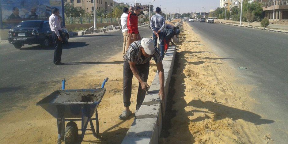 بتكلفة 1.9 مليار جنيه.. «تعمير الوادي الجديد» يعلن استكمال تنفيذ طريق تنيدة- منفلوط