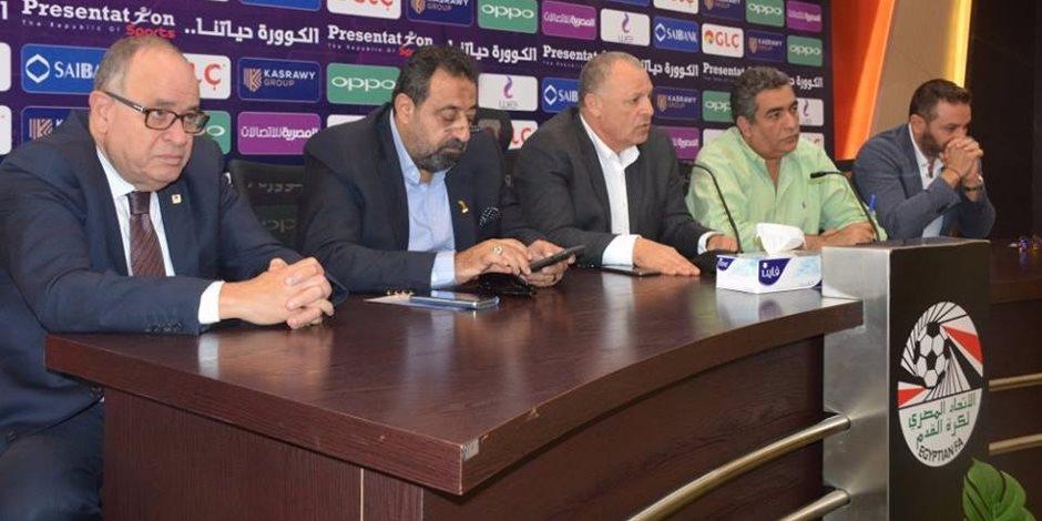 ذنب مصر في رقبة الجبلاية.. حاكموا هاني أبو ريدة ومجلس اتحاد كرة القدم