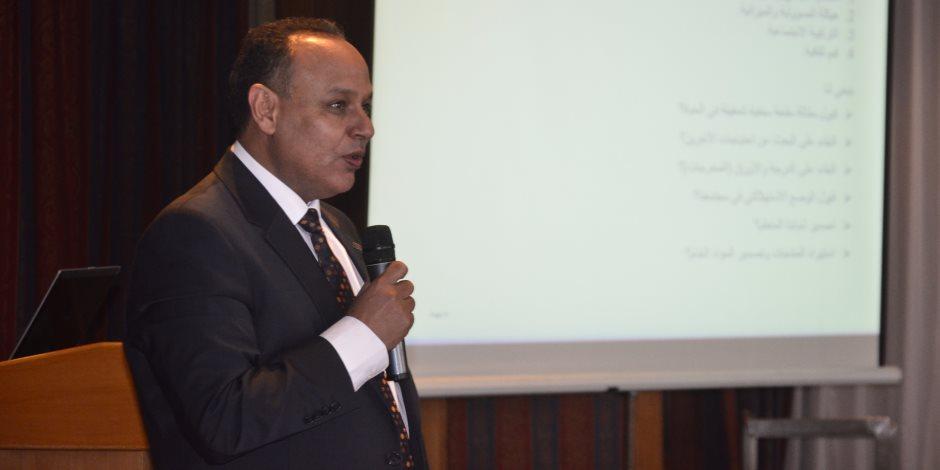 محمود صقر: قدمنا 48 مليون جنيه لتمويل الحاضنات التكنولوجية