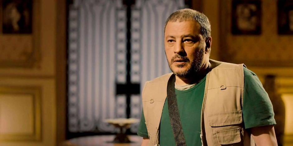 """عمرو عبد الجليل لـ""""صوت الأمة"""": أتمنى مشاركة أخي """"طارق"""" بأعمال جديدة"""