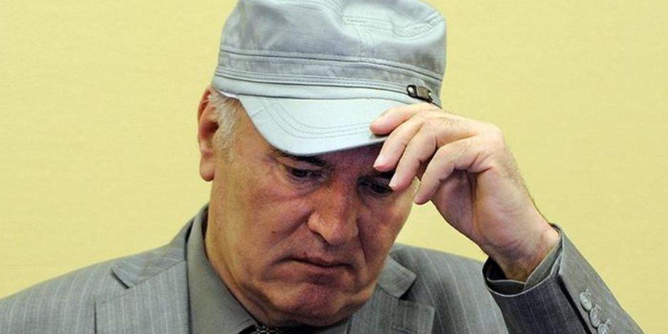 روسيا تصف الحكم بحق الزعيم العسكرى السابق للبوسنة ملاديتش بـ المسيس