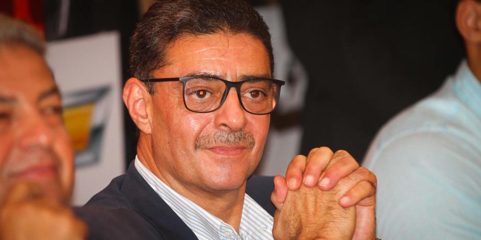 محمود طاهر يتفوق على الخطيب بين أعضاء الأهلي في استفتاء عينة عشوائية