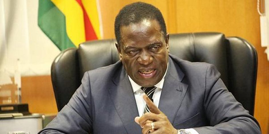 """من """"دافوس"""".. منانجاجوا : زيمبابوى مفتوحة أمام الاستثمارات الأجنبية"""
