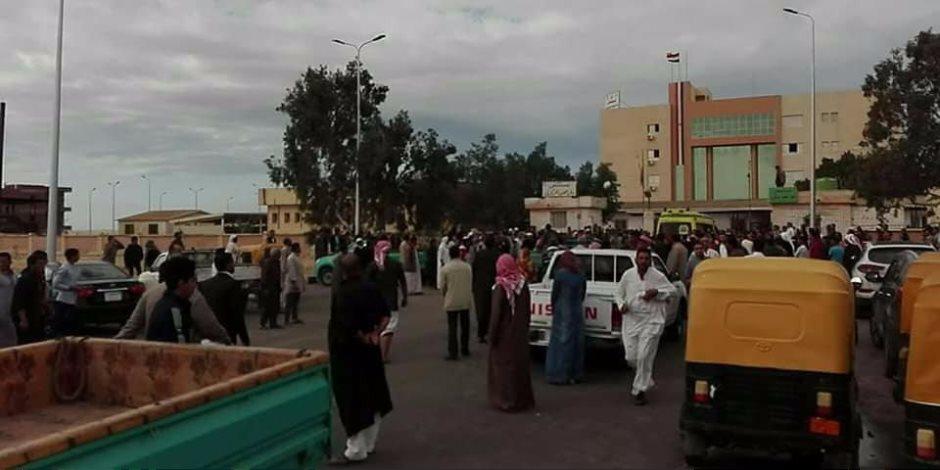 تأجيل الاحتفالات بأوبرا دمنهور حدادًا على شهداء مسجد الروضة