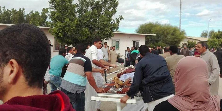 مندوب ليبيا بالقاهرة يدين الهجوم الإرهابي على مسجد العريش