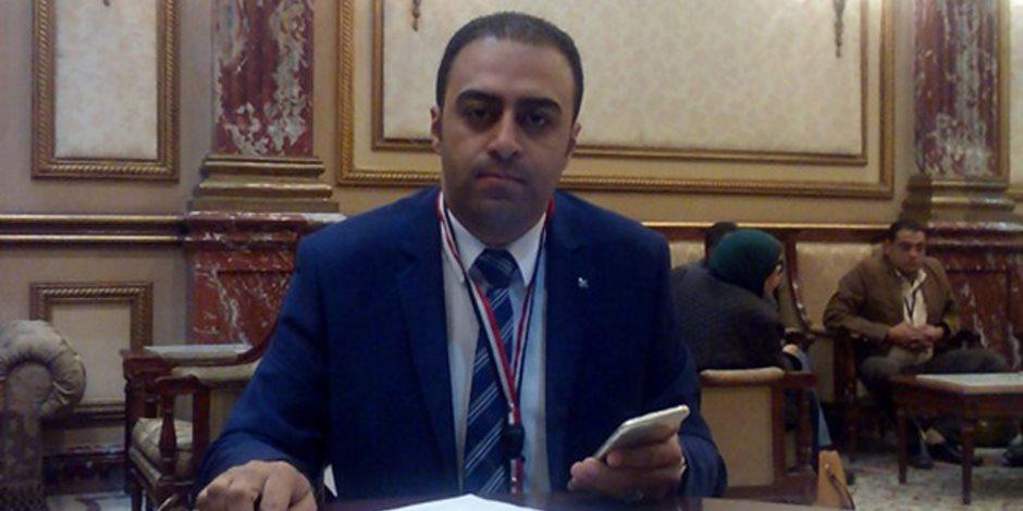 النائب محمد خليفة: مصر قوية ومتكاتفة تحت قيادة حكيمة وهنجيب حق الشهيد (فيديو وصور)