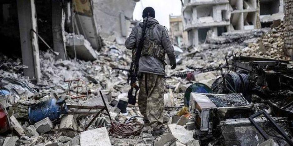 """""""معاناة الشعب السوري"""".. 130 ألف شخص يحتاجون لمساعدات إنسانية.. وواشنطن تواصل بناء قاعدة لها في دير الزور"""