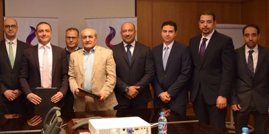 """تفاصيل توقيع """"المصرية للاتصالات"""" اتفاقية تعاون مع """"بيراميدز تليكوم"""""""