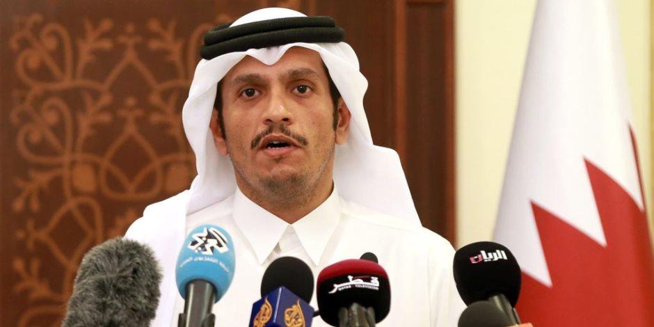 """تغريدة كشفت المخطط.. إشادة الحوثيين بـ""""وزير خارجية قطر"""" دليل على دعم الميليشيات"""