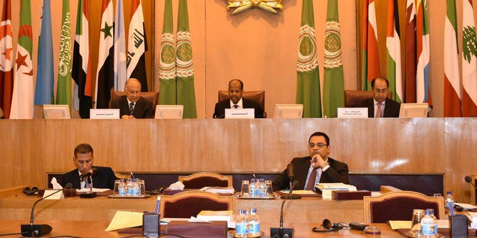 تعرف على جدول أعمال اجتماع وزراء الخارجية العرب بجامعة الدول العربية