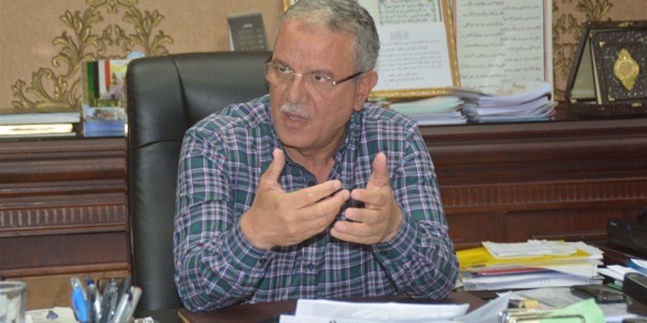 محافظ المنيا يعلن حالة الطوارئ لمواجهة توقعات الطقس السيء