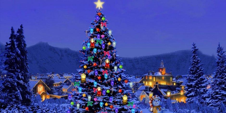 الأوبرا تتزين بأشجار الكريسماس وتستقبل 2018 بـ6 حفلات (صور)