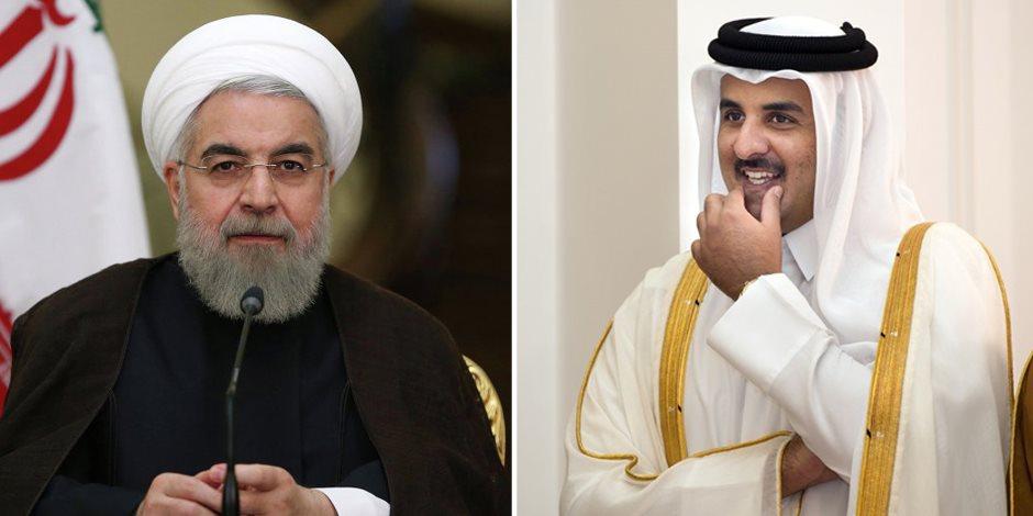 «من شابه أباه فما ظلم».. تميم يقود الجيش القطري بضباط الحرس الثوري الإيراني