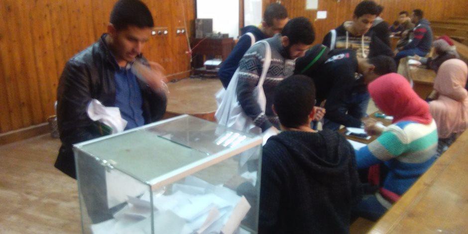 إعلان نتائج انتخابات الاتحادات الطلابية بجامعة المنيا