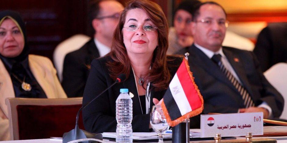 وزيرة التضامن تكلف بالتحقيق في تعرض أطفال بدار أيتام للضرب